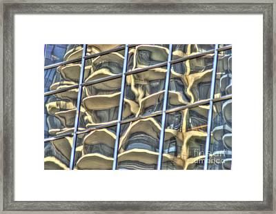 Reflection 7 Framed Print by Jim Wright