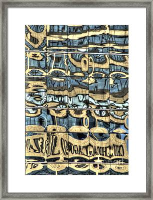 Reflection 9 Framed Print by Jim Wright