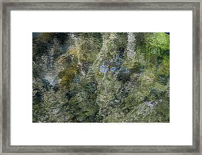 Reflection Art Framed Print