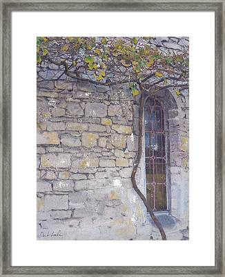 Framed Print featuring the mixed media Reflection by Carla Woody