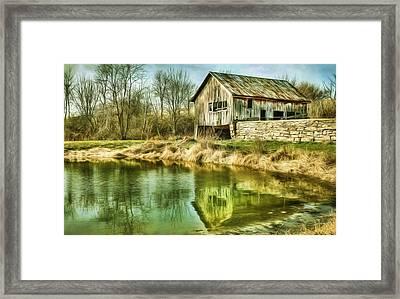 Reflection II Framed Print