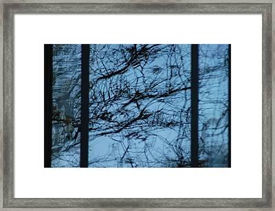 Reflection Framed Print by Joseph Yarbrough