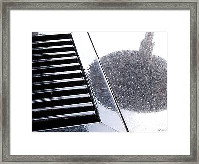 Framed Print featuring the photograph Reflection by Lyric Lucas