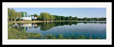 Warner Park Framed Prints