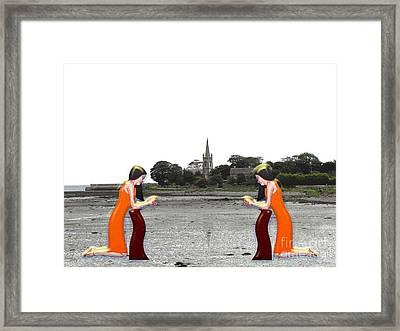 Reflection Framed Print by Patrick J Murphy