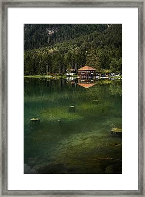 Reflection Pt 3 Framed Print