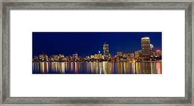 Reflection Framed Print by Raffi Zoubouian