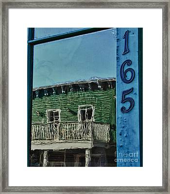 Reflections 165 Framed Print