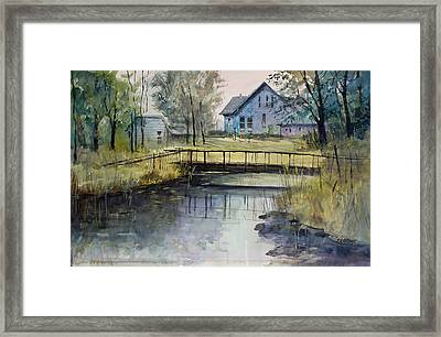 Reflections #2 Framed Print