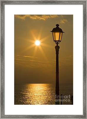 Reflections Framed Print by Antonio Scarpi