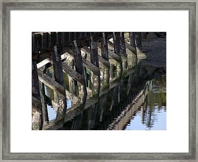 Reflections Framed Print by Deanna Proffitt