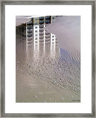 Reflections Framed Print by Deborah Hughes