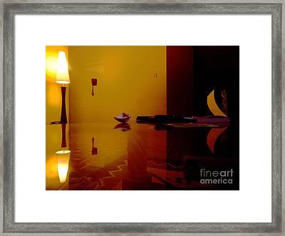 Reflections  Framed Print by James Njuguna