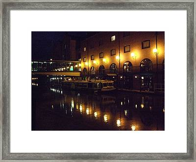 Framed Print featuring the photograph Reflections by Jean Walker