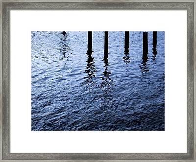 Reflections Framed Print by John Rossman