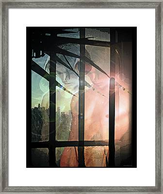 Reflections... Framed Print