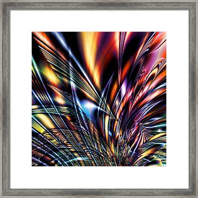 Reflections Framed Print