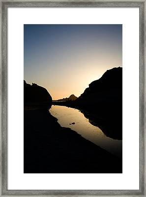 Reflections Framed Print by Kunal Ghate