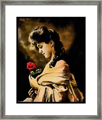 Framed Print featuring the photograph Reflections by Mary Morawska