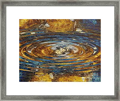 Reflections Of Christmas #4 Framed Print by Wayne Cantrell