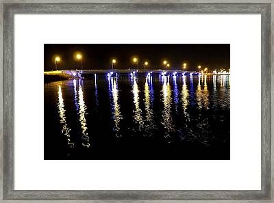 Framed Print featuring the photograph Reflections Of Time Past by Viviana  Nadowski
