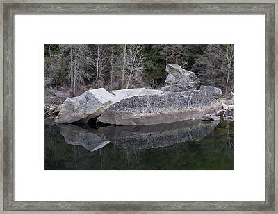 Framed Print featuring the photograph Reflections by Priya Ghose