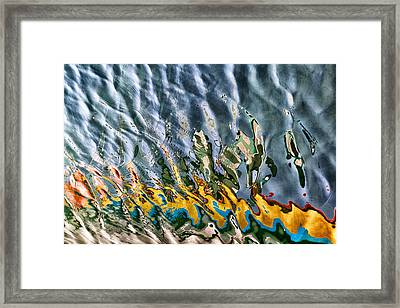 Reflections Framed Print by Stelios Kleanthous