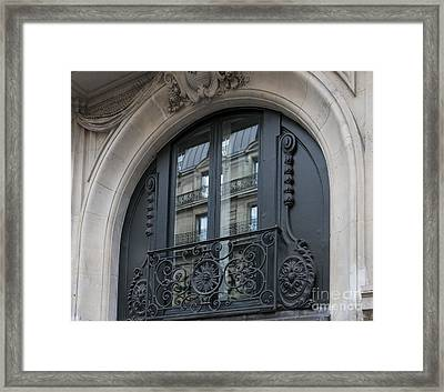 Reflections Framed Print by Victoria Harrington