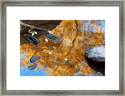 Framed Print featuring the photograph The Melting Pot by Jim Garrison