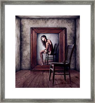 Reflejo Framed Print