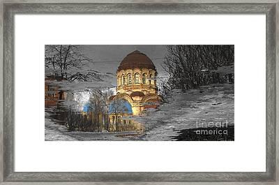 Reflekt Spring Framed Print by Yury Bashkin