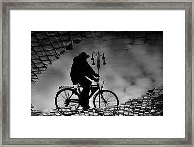 Reflex... Framed Print