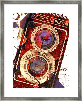 Kodak Reflex II Framed Print