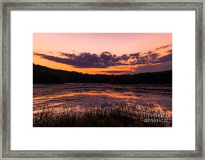 Refractions Framed Print by Jason Naudi Photography