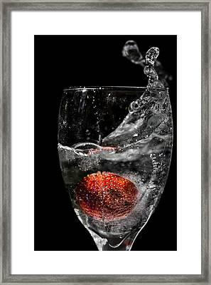 Refreshing Framed Print by Ernie Echols