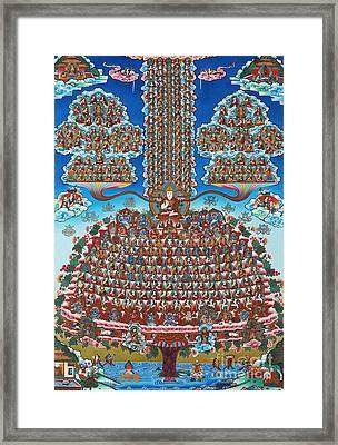 Refuge Tree 1 Framed Print