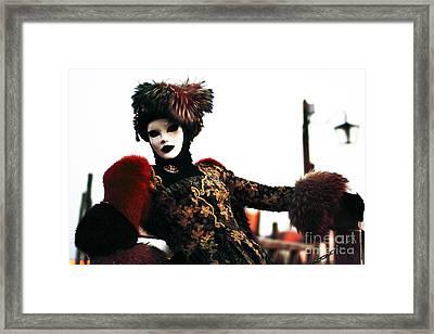 Regal Framed Print by John Rizzuto