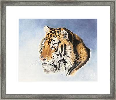 Regal One Framed Print