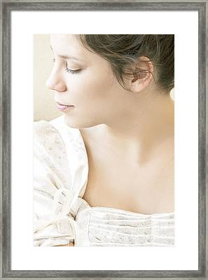 Regency Beauty Framed Print by Margie Hurwich
