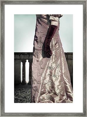 Regency Framed Print by Joana Kruse