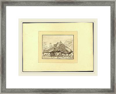 Regina Katharina Quarry After Franz Schutz German Framed Print by Litz Collection