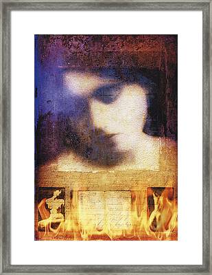 Regret. Framed Print by Mark Preston