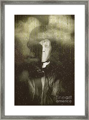 Reign Of Mechanised Warfare Framed Print by Jorgo Photography - Wall Art Gallery