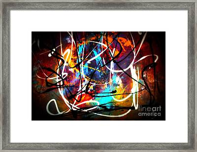 Reiivu  Framed Print
