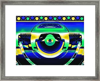 Reimaging 1 Framed Print by Wendy J St Christopher