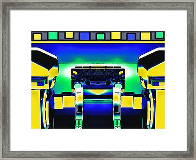 Reimaging 2 Framed Print by Wendy J St Christopher