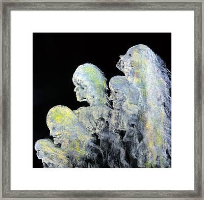 Reincarnation Framed Print by Katie Black