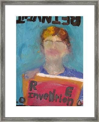Reinvention  Framed Print