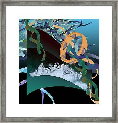 Rejoice In The River Framed Print