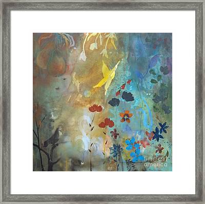 Rejuvenate Framed Print by Robin Maria Pedrero